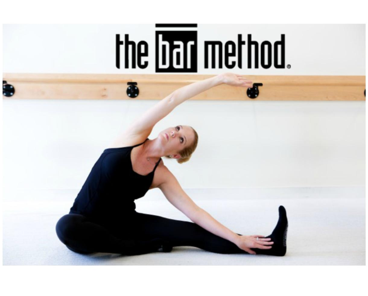 30-Day Unlimited Pass at The Bar Method