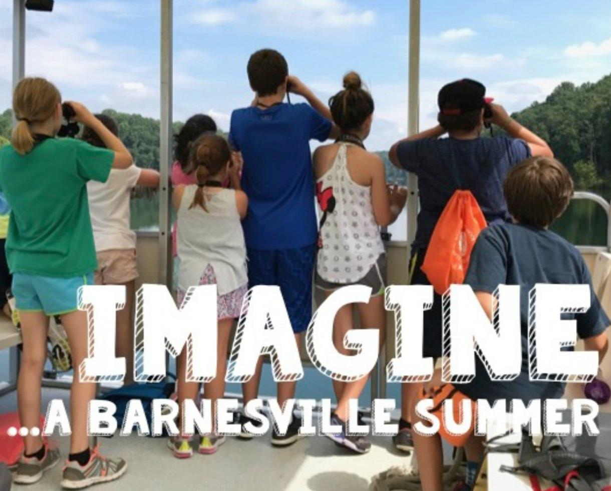 Week of Half-Day Camp for Grades PreK-8 at Barnesville School of Arts & Sciences