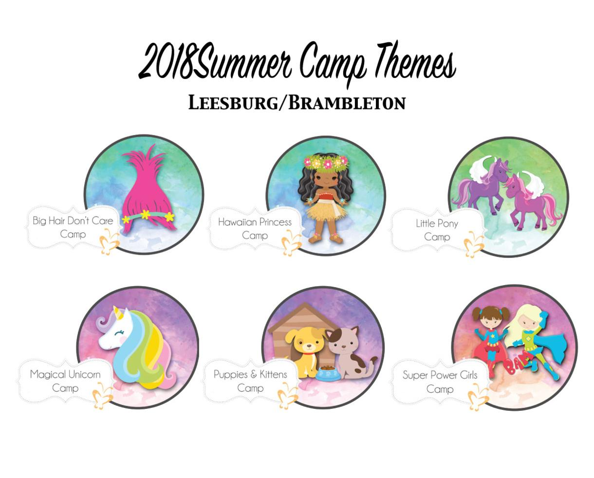 Bella Ballerina Camp - Brambleton or Leesburg