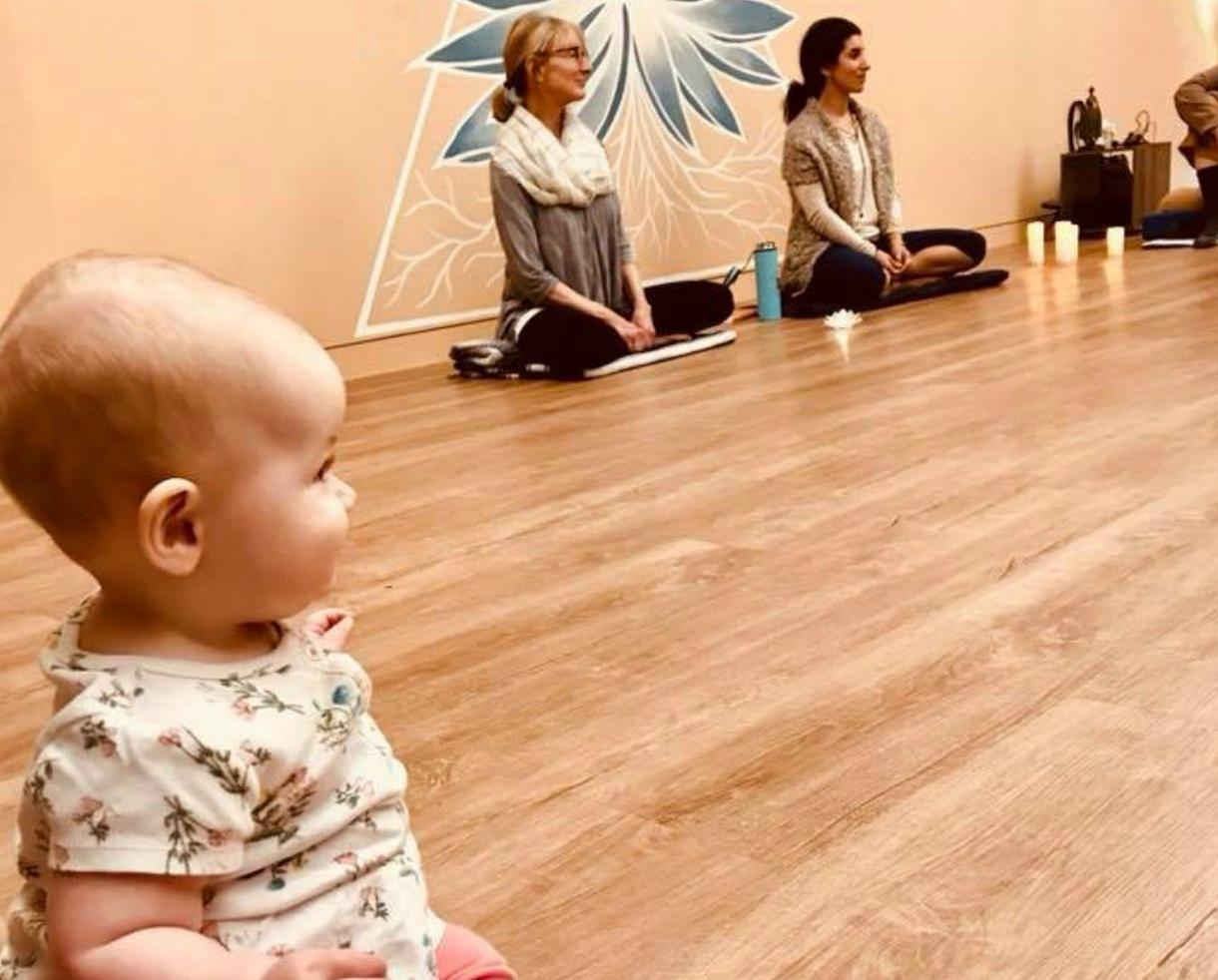3-Class Kids Drop-In Pass at Beloved Yoga
