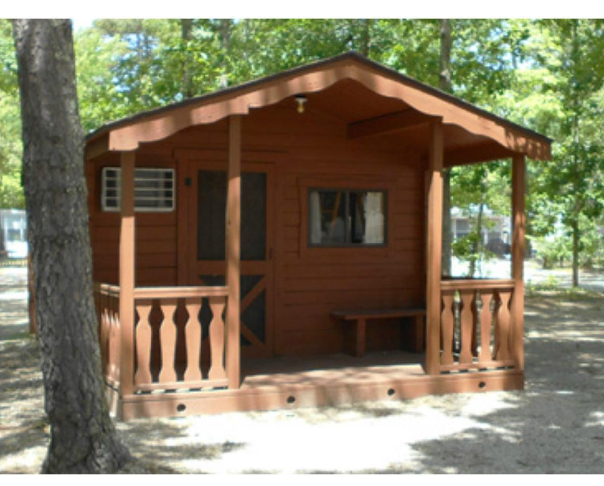 Deal 133 for 2 night rv or cabin getaway at big timber for Cabin getaways in nj