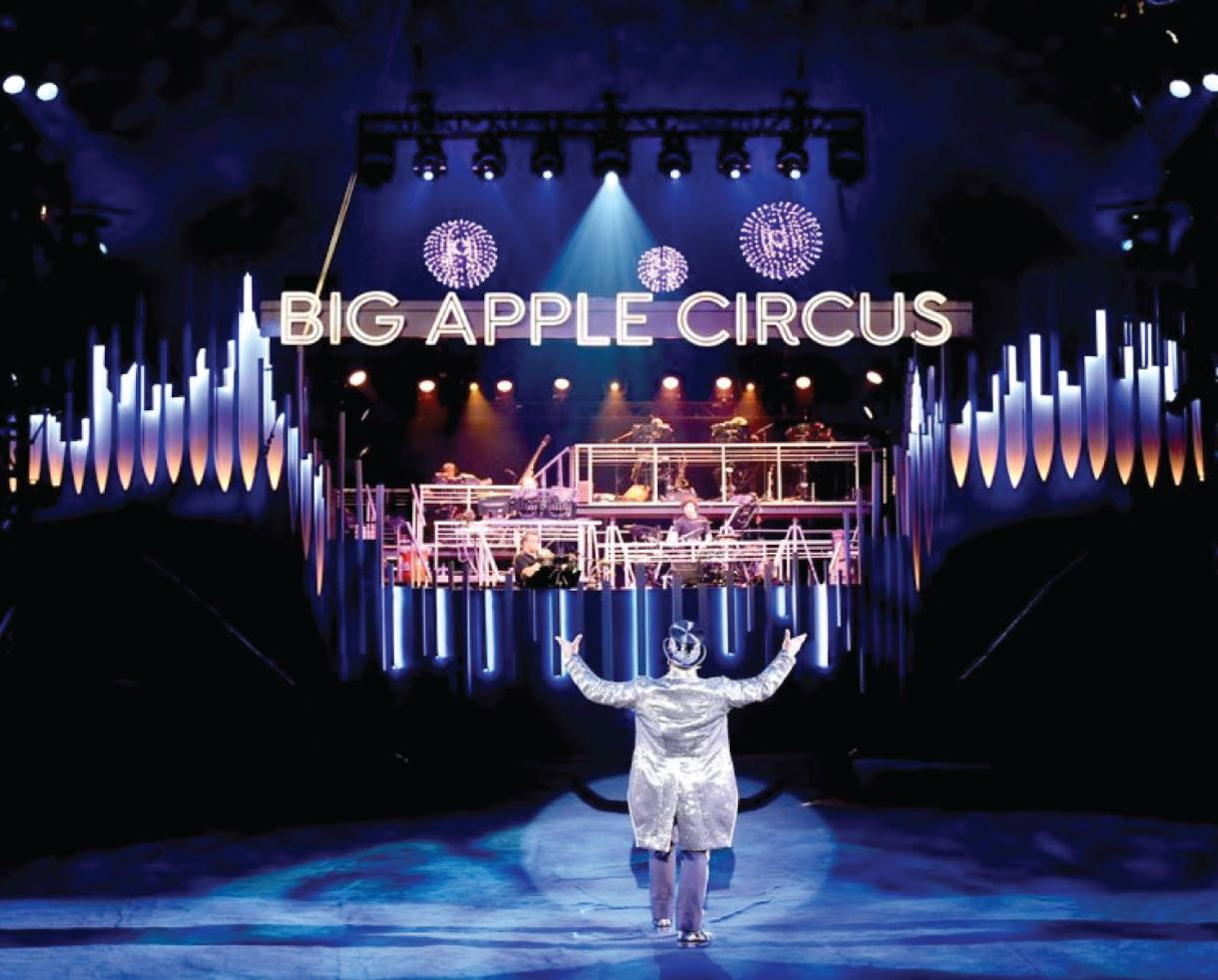 Up to $10 Off Weekday Super Savers Tickets to Big Apple Circus at National Harbor