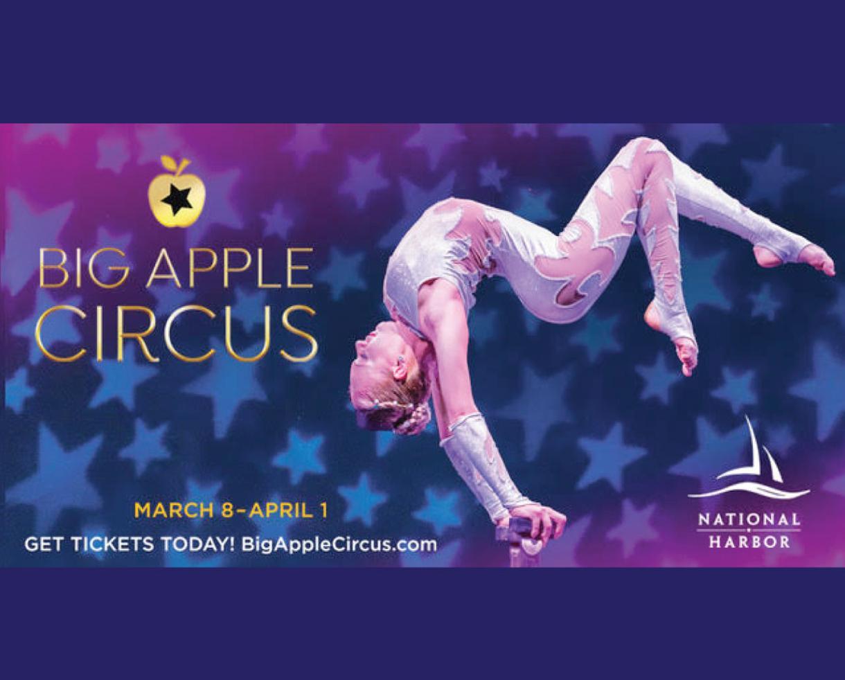 Big Apple Circus Big Time Savings - 40% Off Opening Weekend!