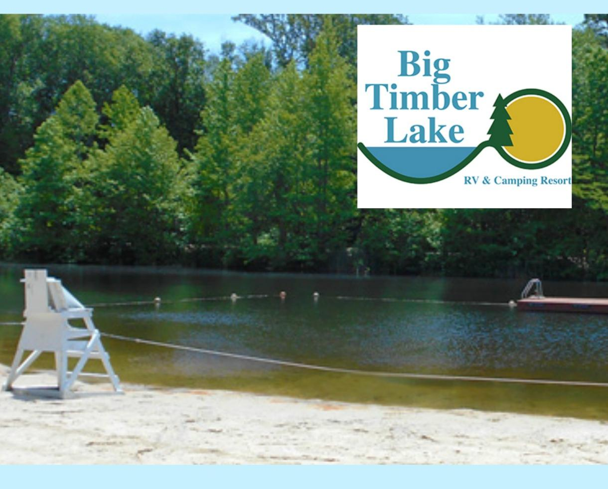 $133+ for 2-Night RV or Cabin Getaway at Big Timber Lake Camping Resort - Near Avalon Beach, NJ (Up to 46% Off)