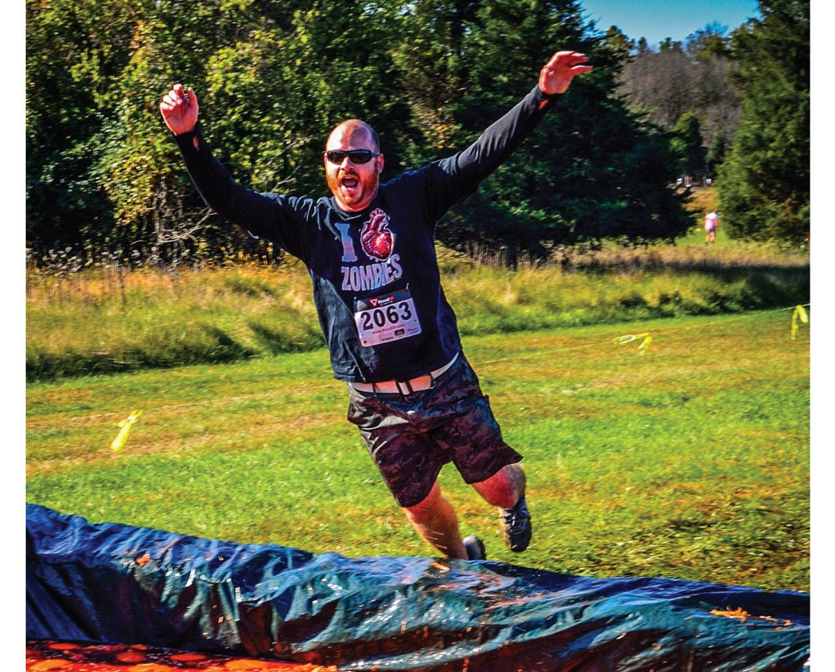 $29+ for Admission to the Blood and Guts Run for Ages 5+ at Bull Run Regional Park - October 14th (36% Off)