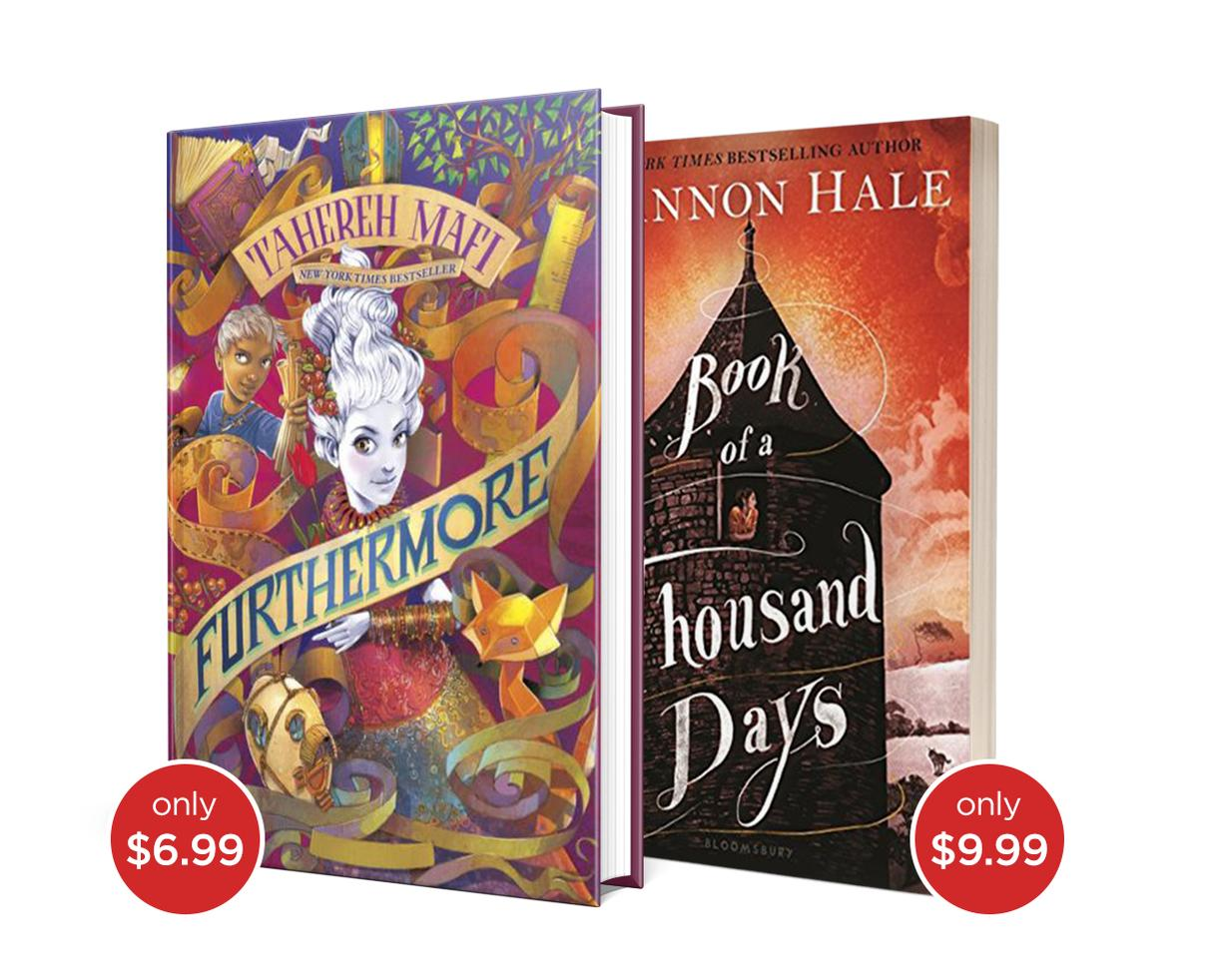 New Books 50-90% Off Retail at Book Outlet