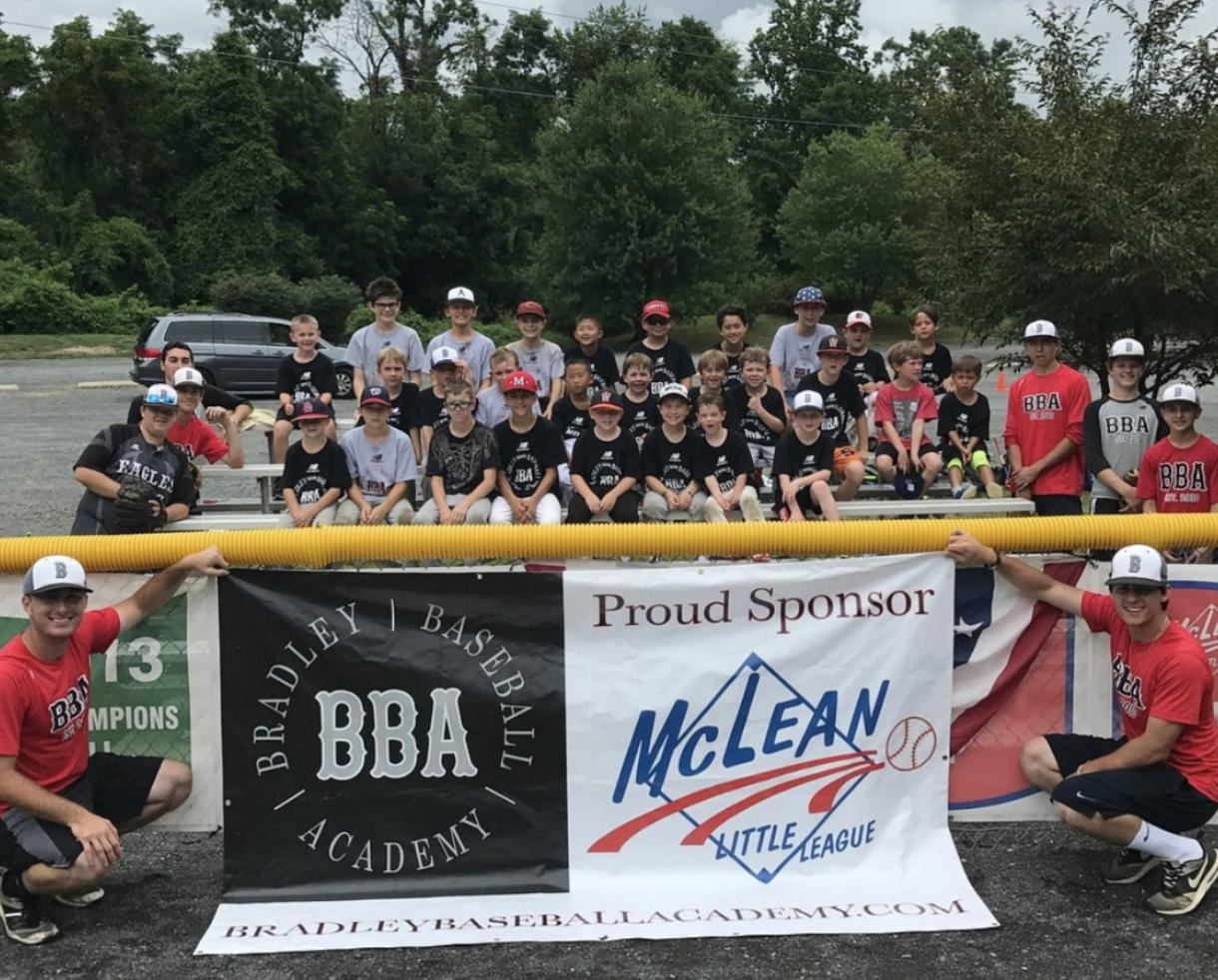 Bradley Baseball Academy Little League Camp at McLean Little League Complex