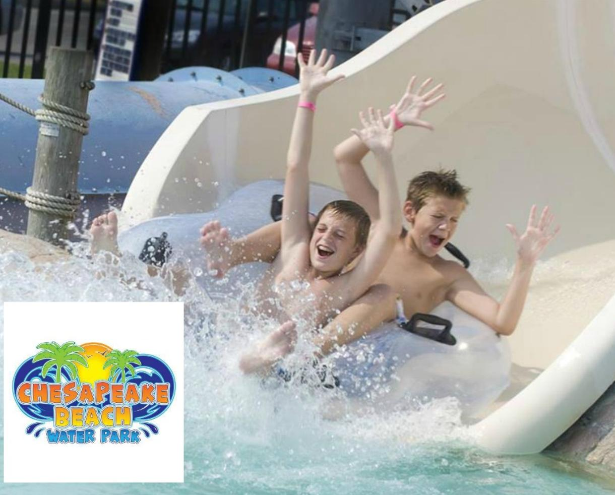 Chesapeake Beach Water Park Weekday Admission