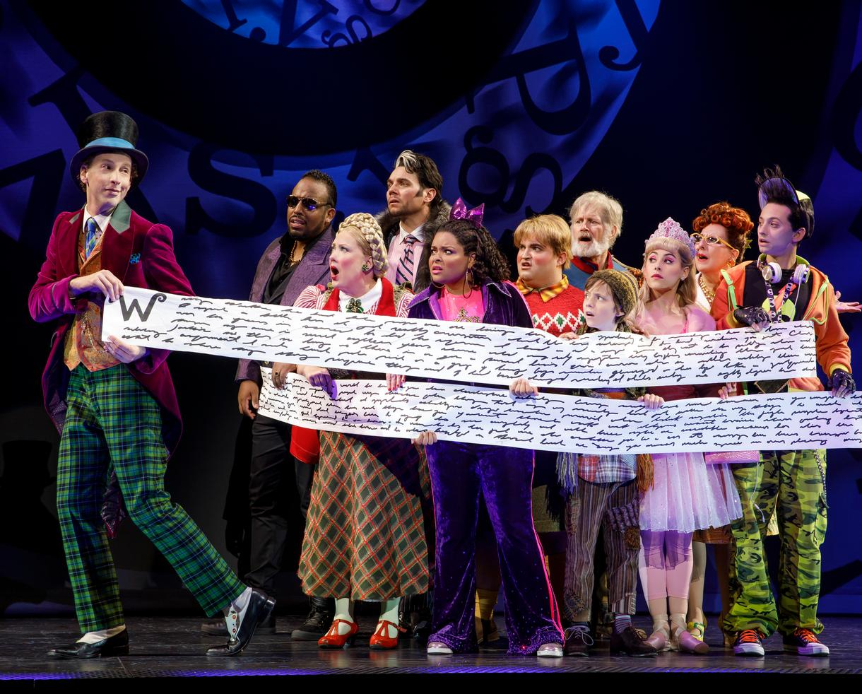 Roald Dahl's Charlie and the Chocolate Factory at the Oriental Theatre
