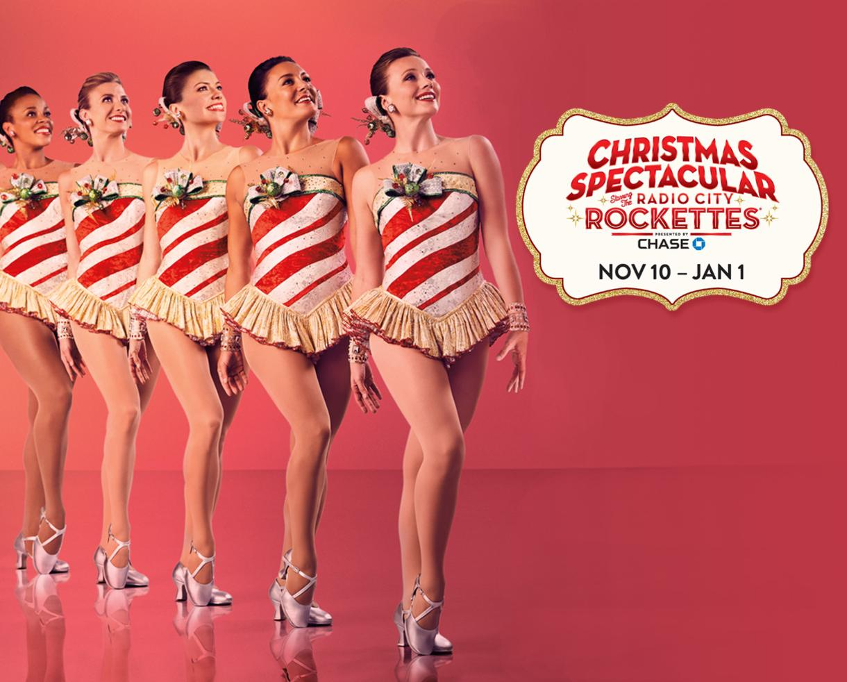 Up to 35% Off The Christmas Spectacular Starring the Radio City Rockettes® at Radio City Music Hall, NY