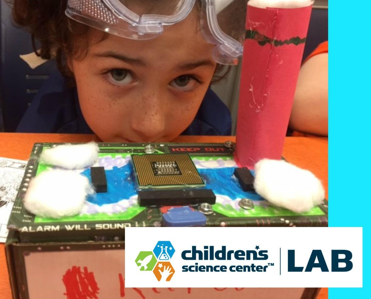 $300 for Children's Science Center Camp for 1st - 8th Graders - Fairfax, VA ($85 Off!)