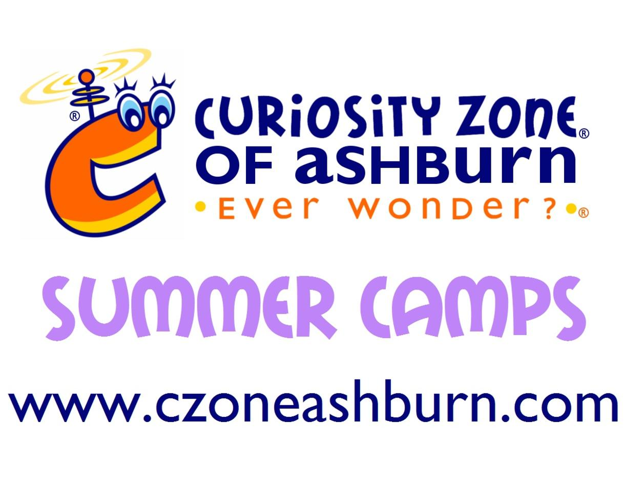 $185+ for CURIOSITY ZONE Science Camp for Ages 4-10 in Ashburn (26% Off)