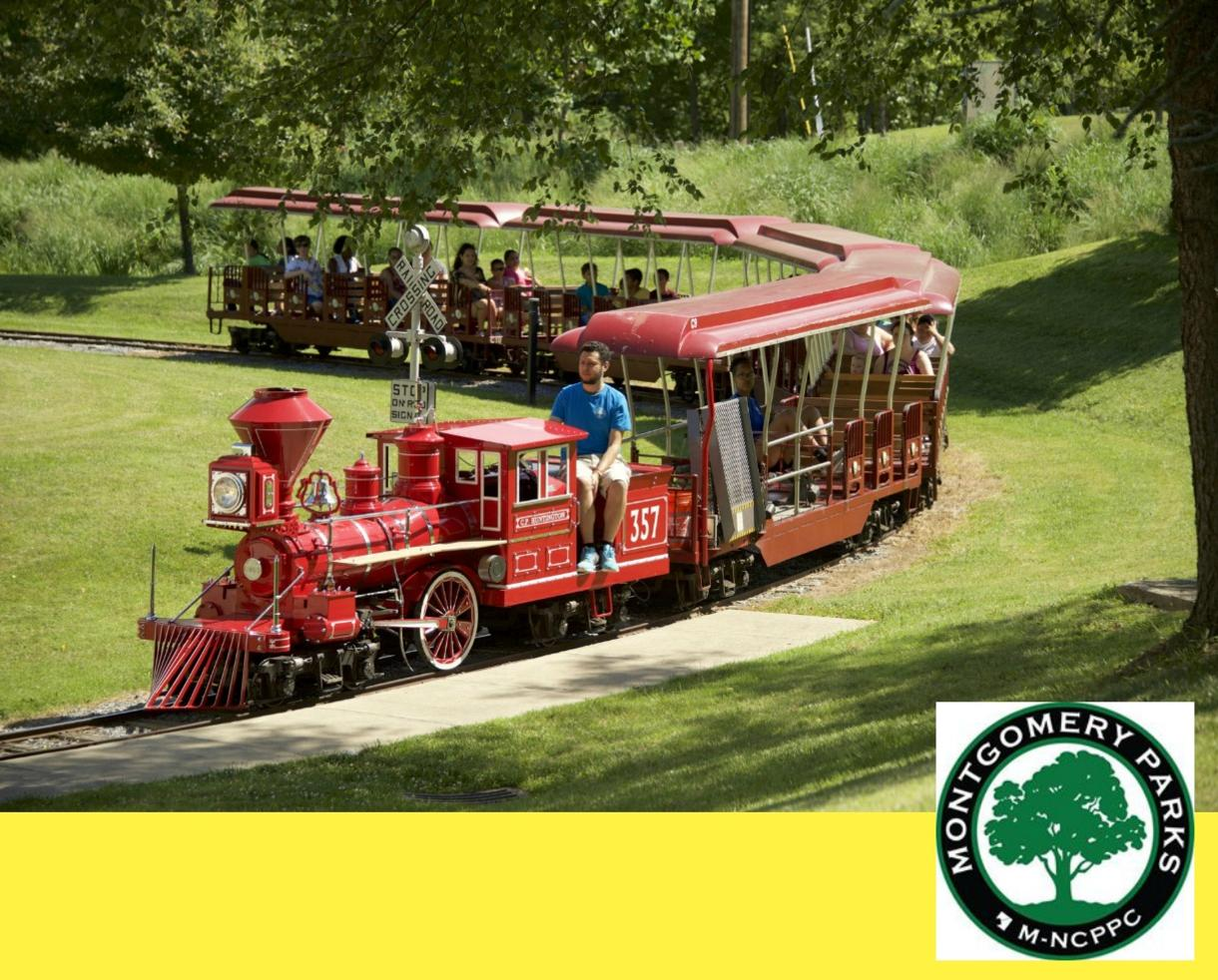 $105+ for Weekday Train Party at Cabin John or Wheaton Regional Park (Up to $250 Value)