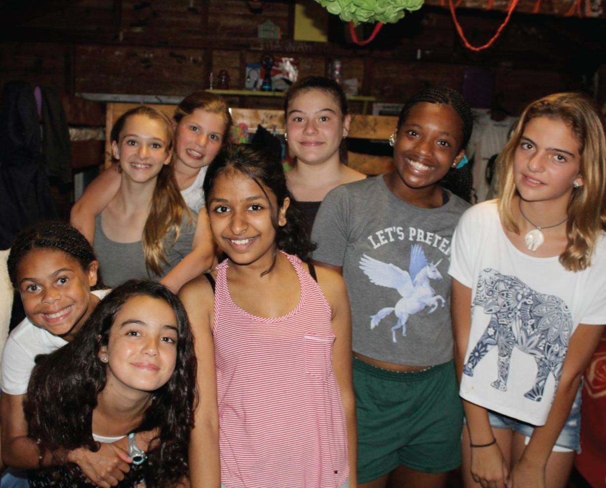 2-Week Camp Netimus for Girls + FREE Transportation