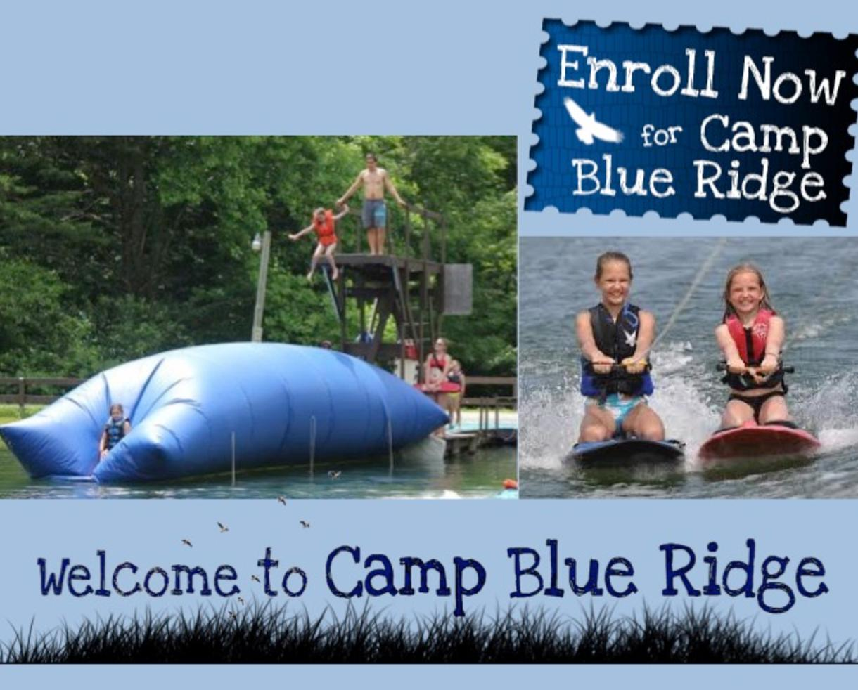 $1300 for 2-Week Camp Blue Ridge Sleepaway Camp for Ages 7-16 - Georgia ($2600 Value - 50% Off)