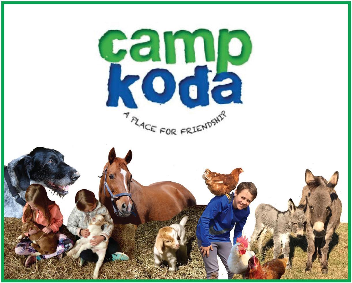 Camp Koda Equestrian Camp