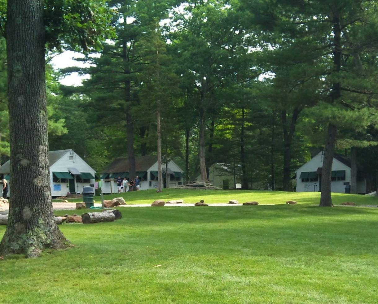 Camp Laurelwood Sleepaway Camp