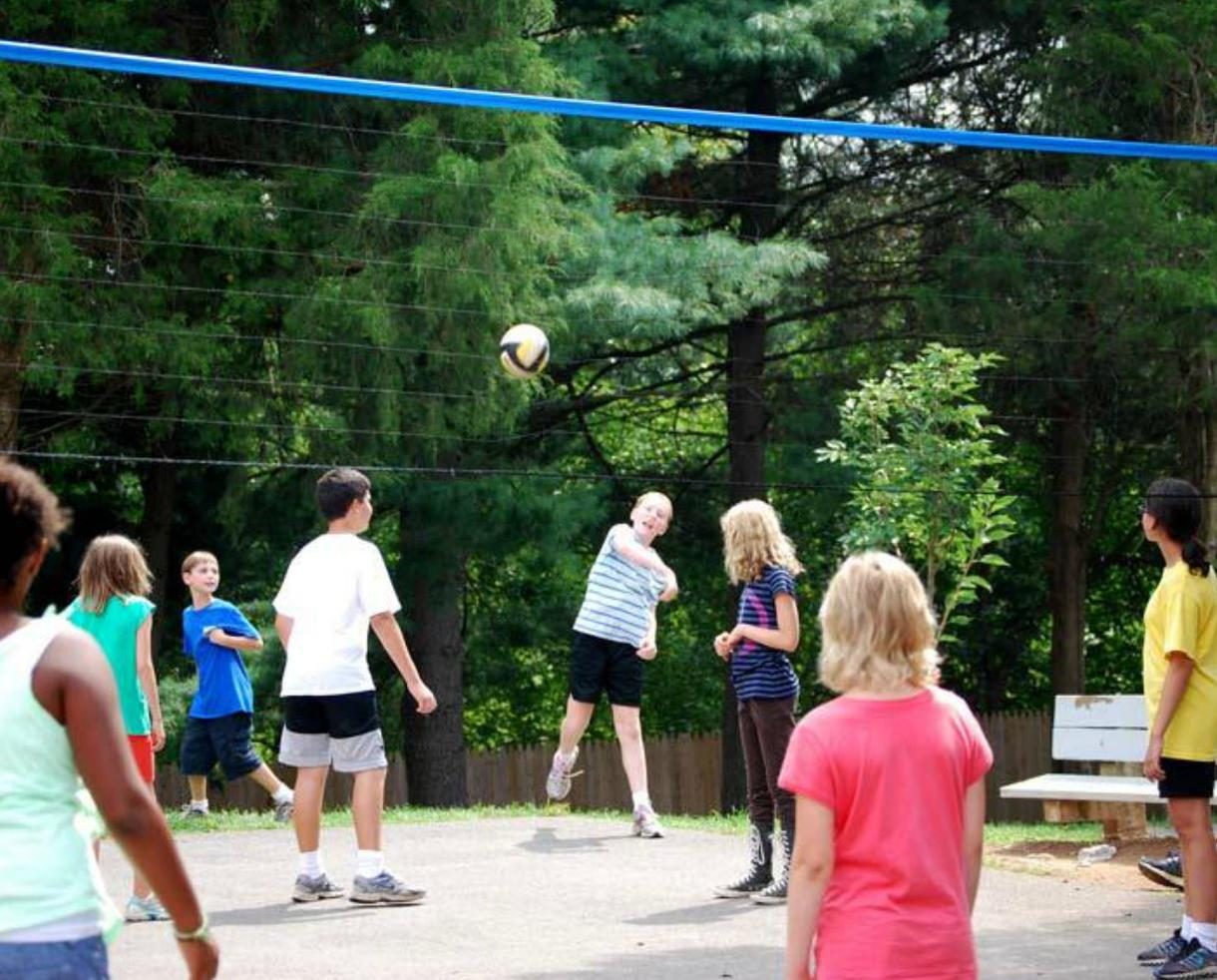 Camp Olympia Sports Camp
