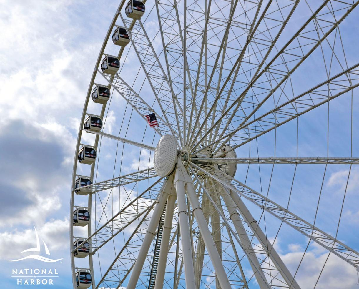 Capital Wheel/Carousel at National Harbor Family Package or Date Night Experience