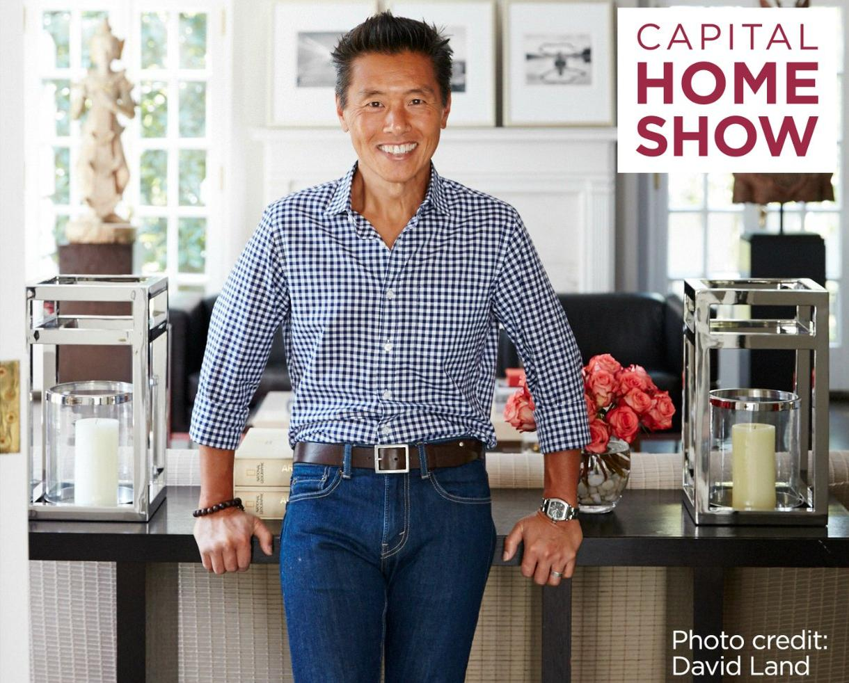 Capital Home Show featuring TLC's Vern Yip from Trading Spaces at Dulles Expo Center