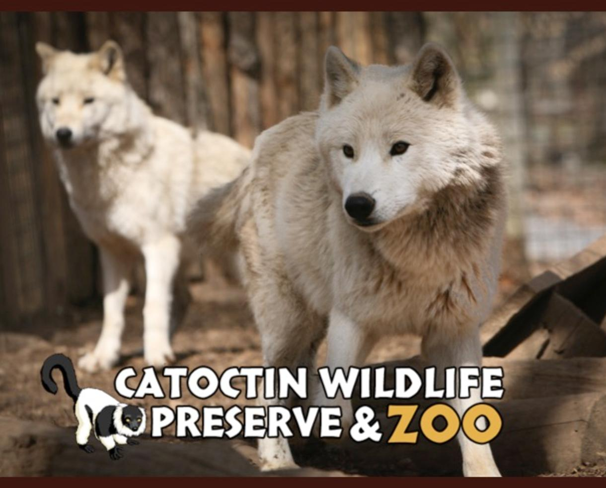 $16 for 1 Adult and 1 Child Admission to the Catoctin Zoo (50% Off)
