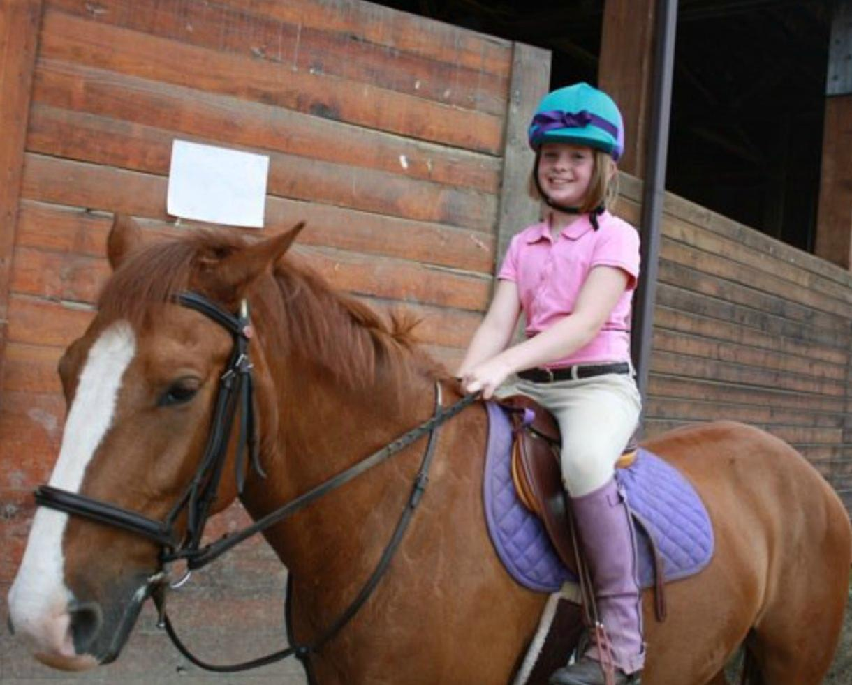Cavallo Farm Horse Lovers Riding Camp