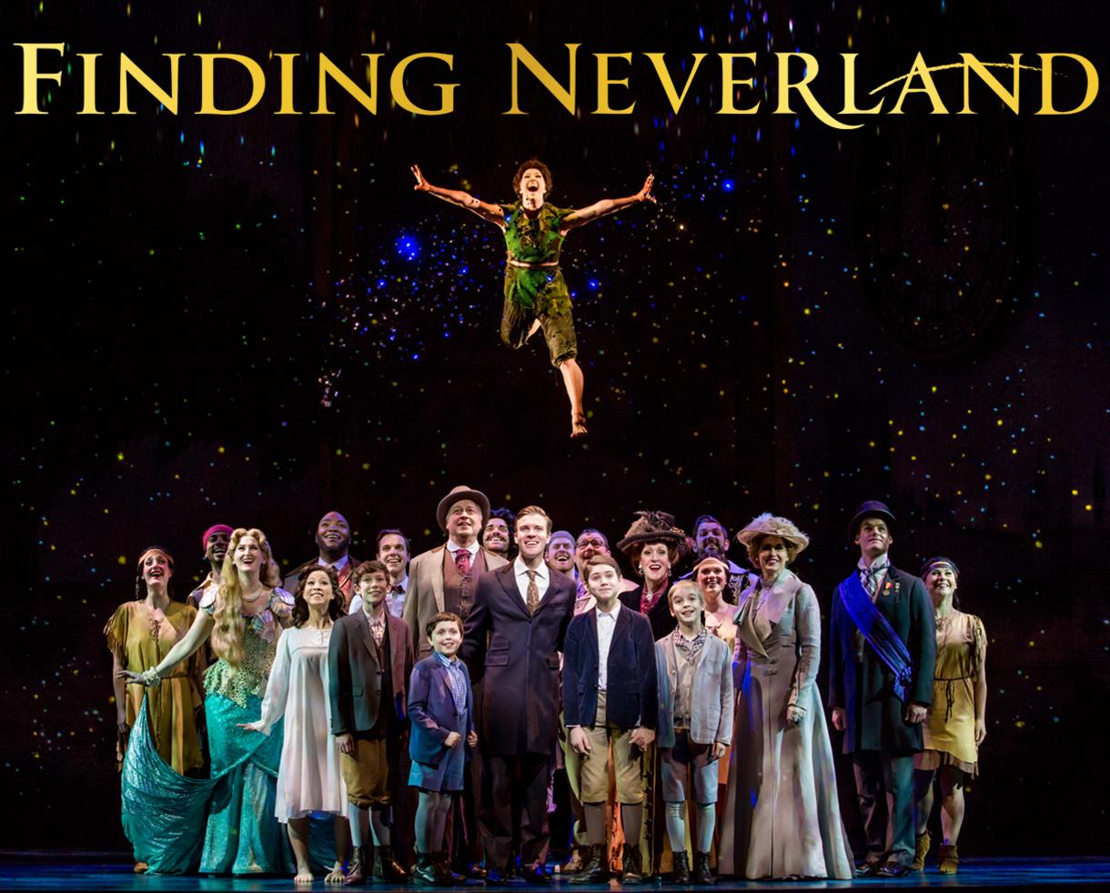 40% Off FINDING NEVERLAND at The Hippodrome in Baltimore - June 30th & July 2nd