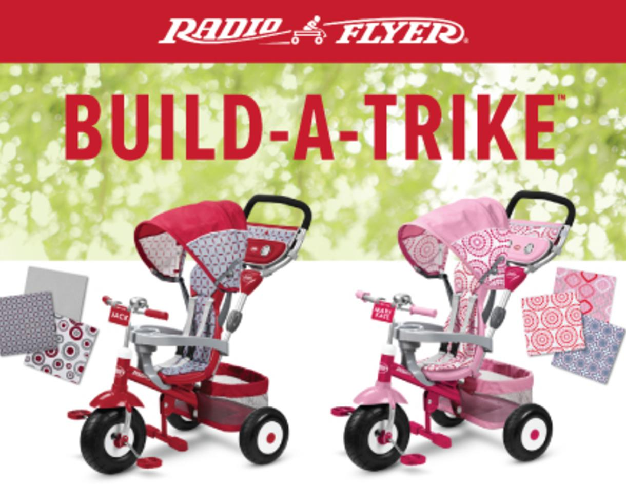 Aug 29, · Stroll 'N Trike for ages Build-A-Trike Take your child for a ride on the Radio Flyer® Deluxe Steer & Stroll Trike®! This unique design offers two ways to ride/5(31).