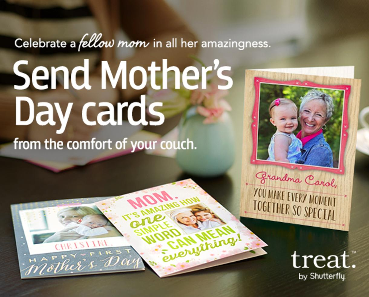 Deal 30 Off Personalized Greeting Cards From Treat By Shutterfly