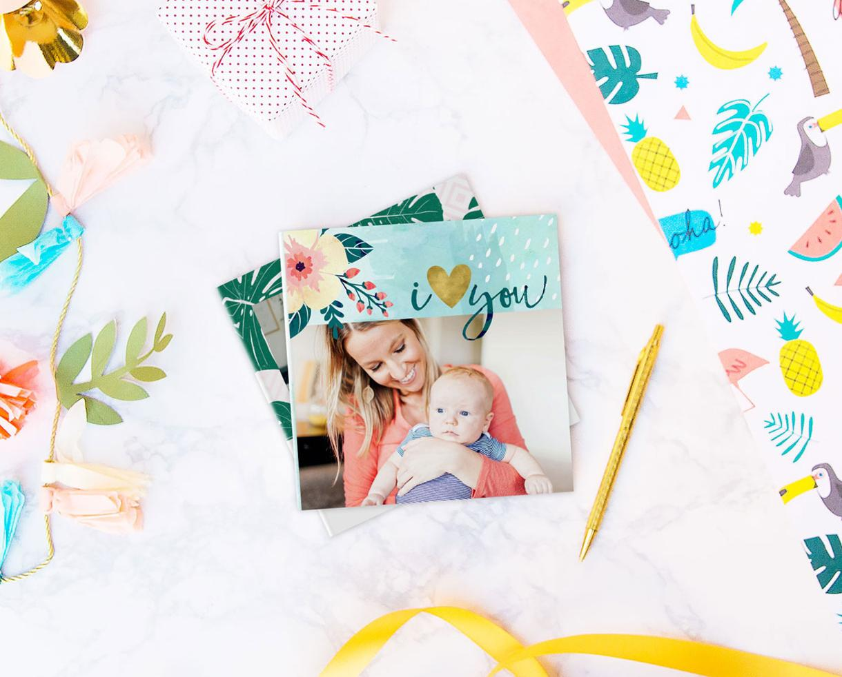 FREE 6x6 Photo Book From Mixbook!
