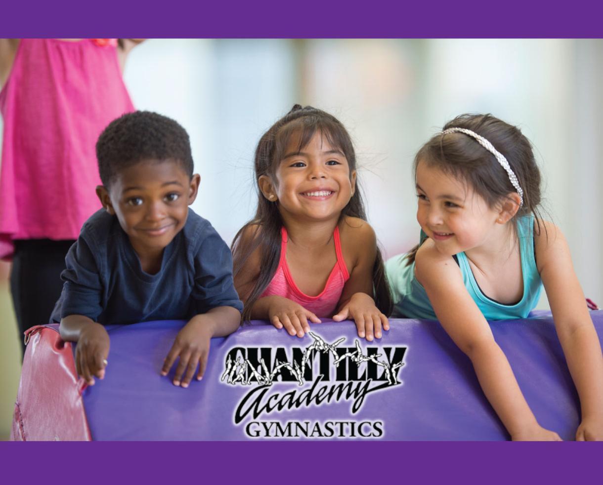 Chantilly Academy Gymnastics Summer Blast Camp