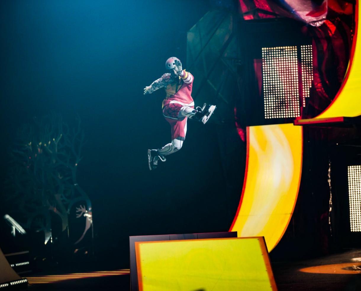 Cirque du Soleil's Crystal at Royal Farms Arena