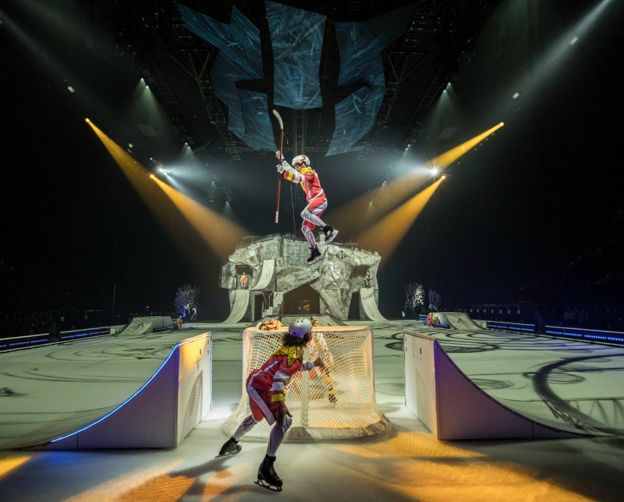 Up to 25% Off Cirque du Soleil's Crystal at Capital One Arena