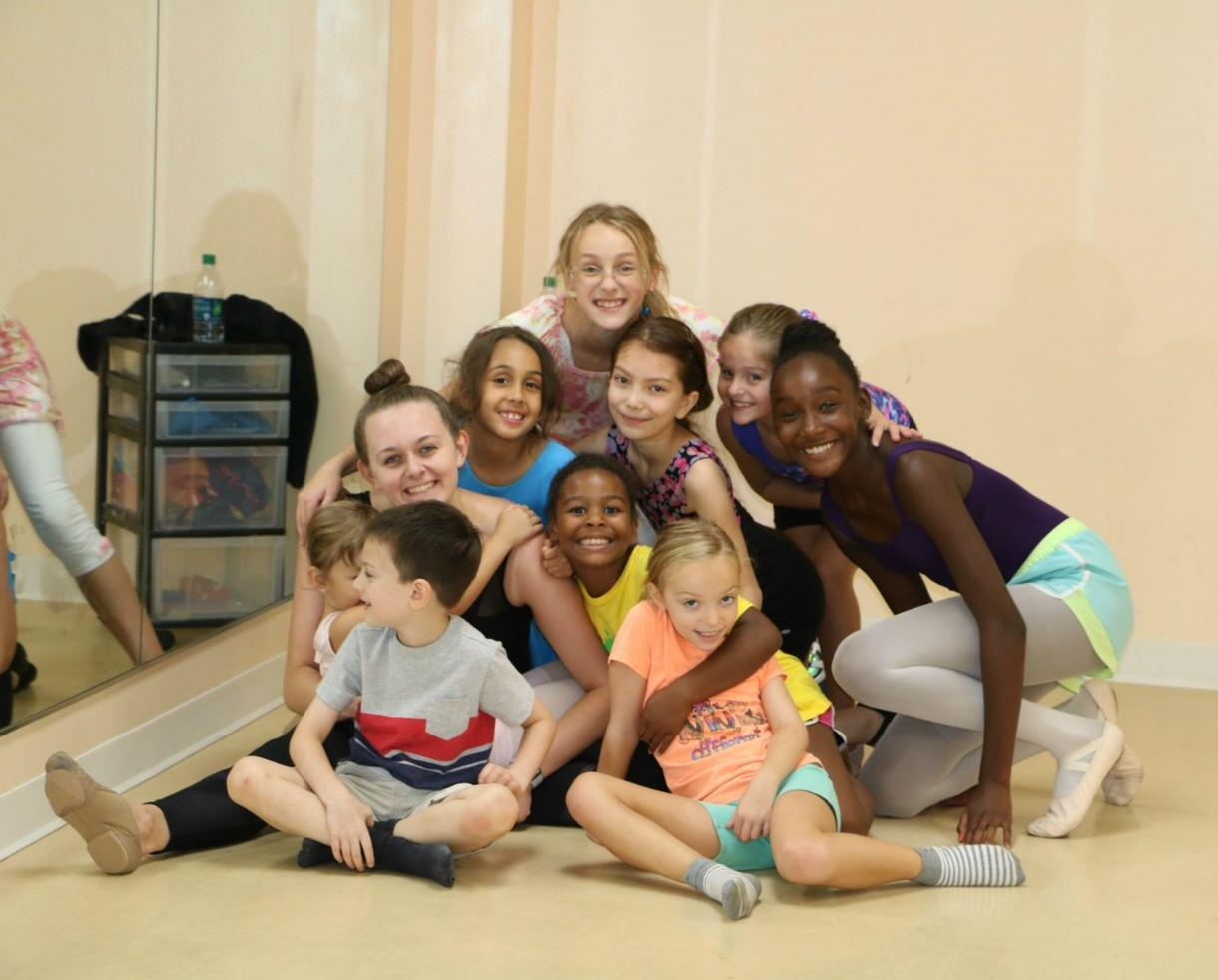 One Month of CoMMotion Dance Studio Twinkle Tots Dance Class