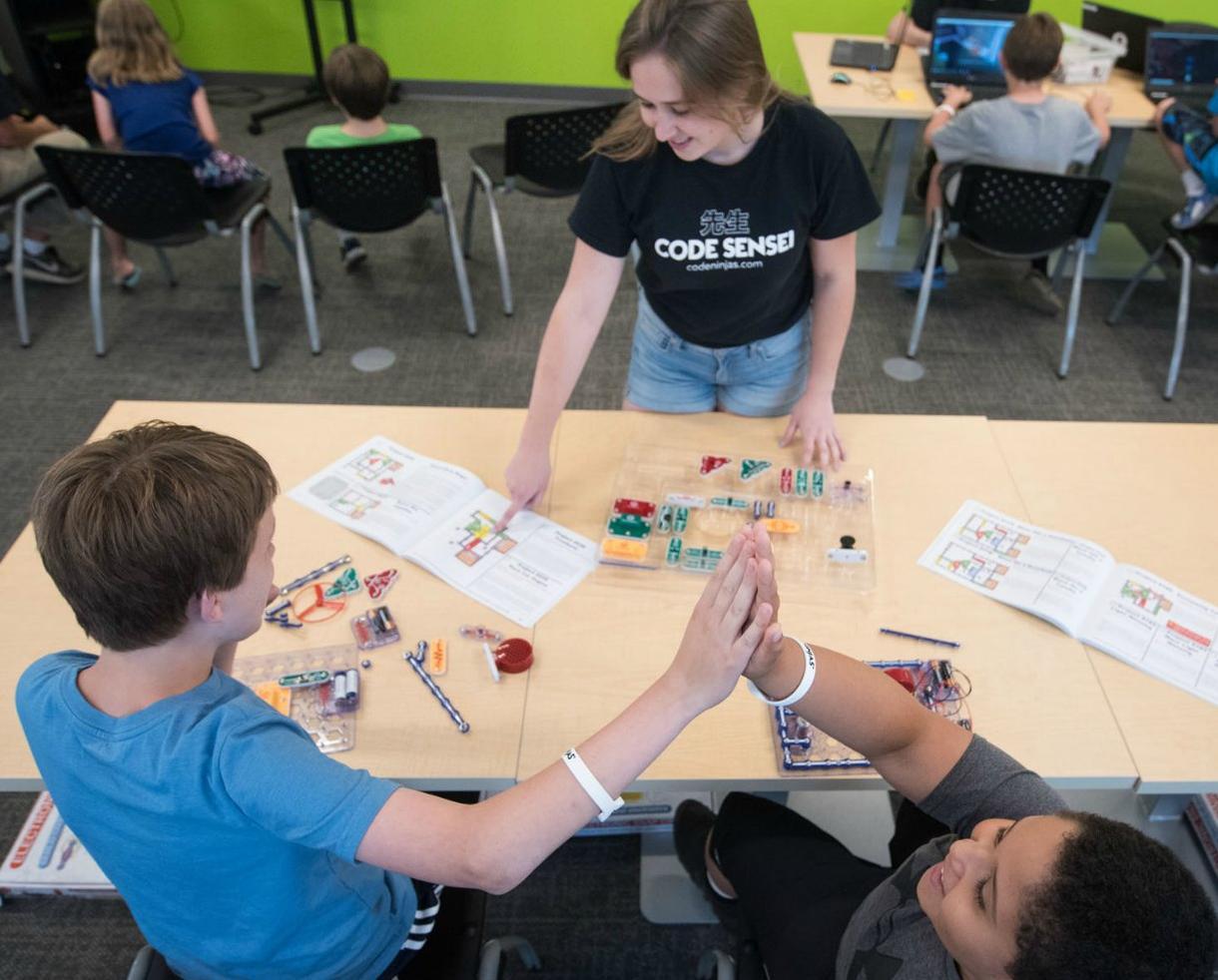 Deal: Code Ninjas STEM Camp - Drones, Roblox & More | CertifiKID