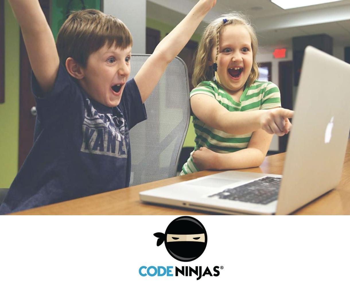 Deal: GRAND OPENING! Code Ninjas Burke STEM Camp - Drones