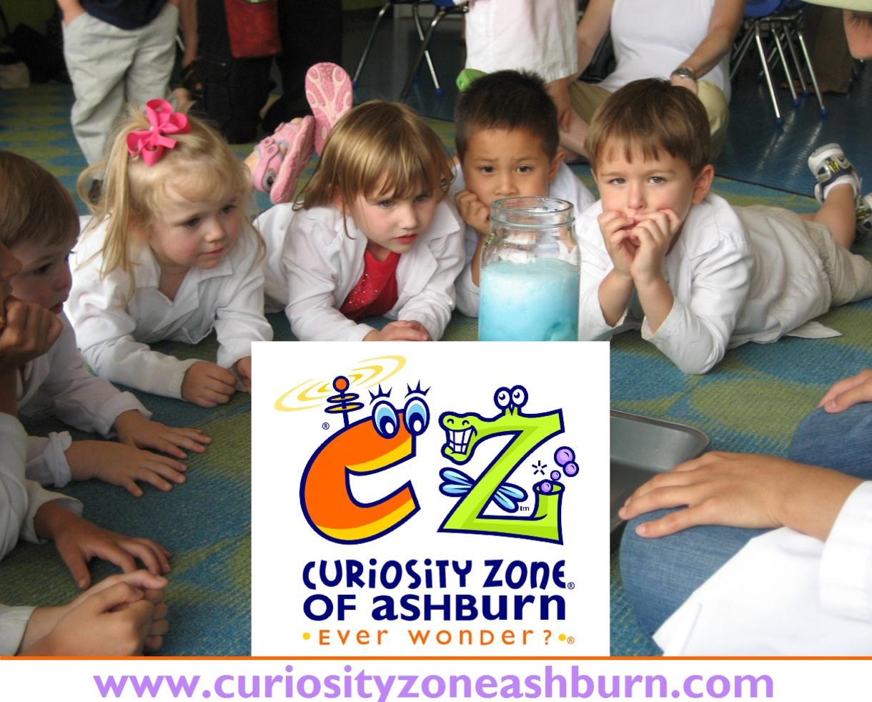 $179 for Curiosity Zone Science, Engineering & Minecraft Classes for Ages 3-12 in Ashburn ($229 Value - 30% Off