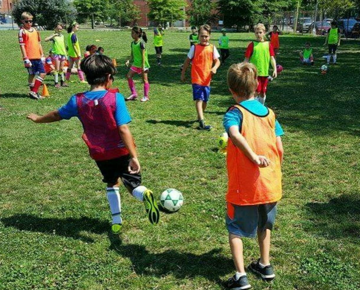 $63 for DC Way Winter Soccer Clinics for Ages 7-14 in Washington DC ($84 Value - 25% Off)
