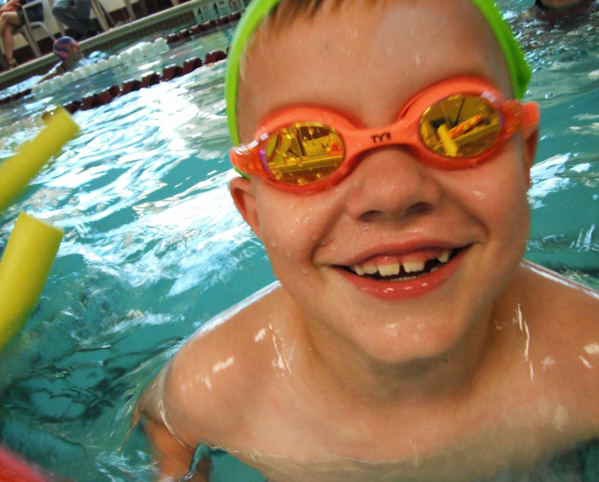 $59 for One Month of Group Swimming Lessons - Includes Registration Fee (Rockville & Gaithersburg locations) (47% off - $111 value)