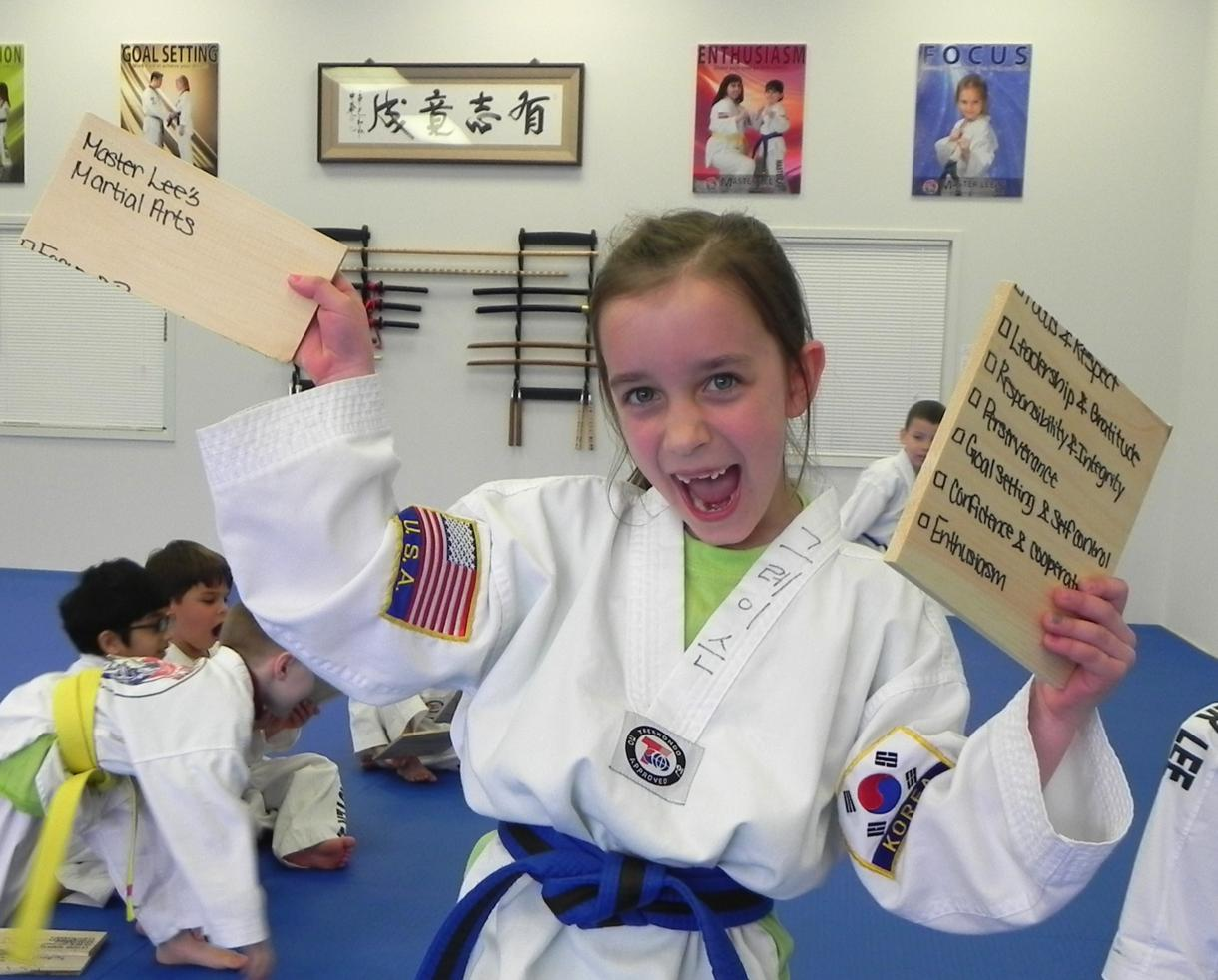 $39+ for School's Out Camp at Master Lee's Martial Arts for Ages 4-12 - Ashburn (Up to 44% Off)