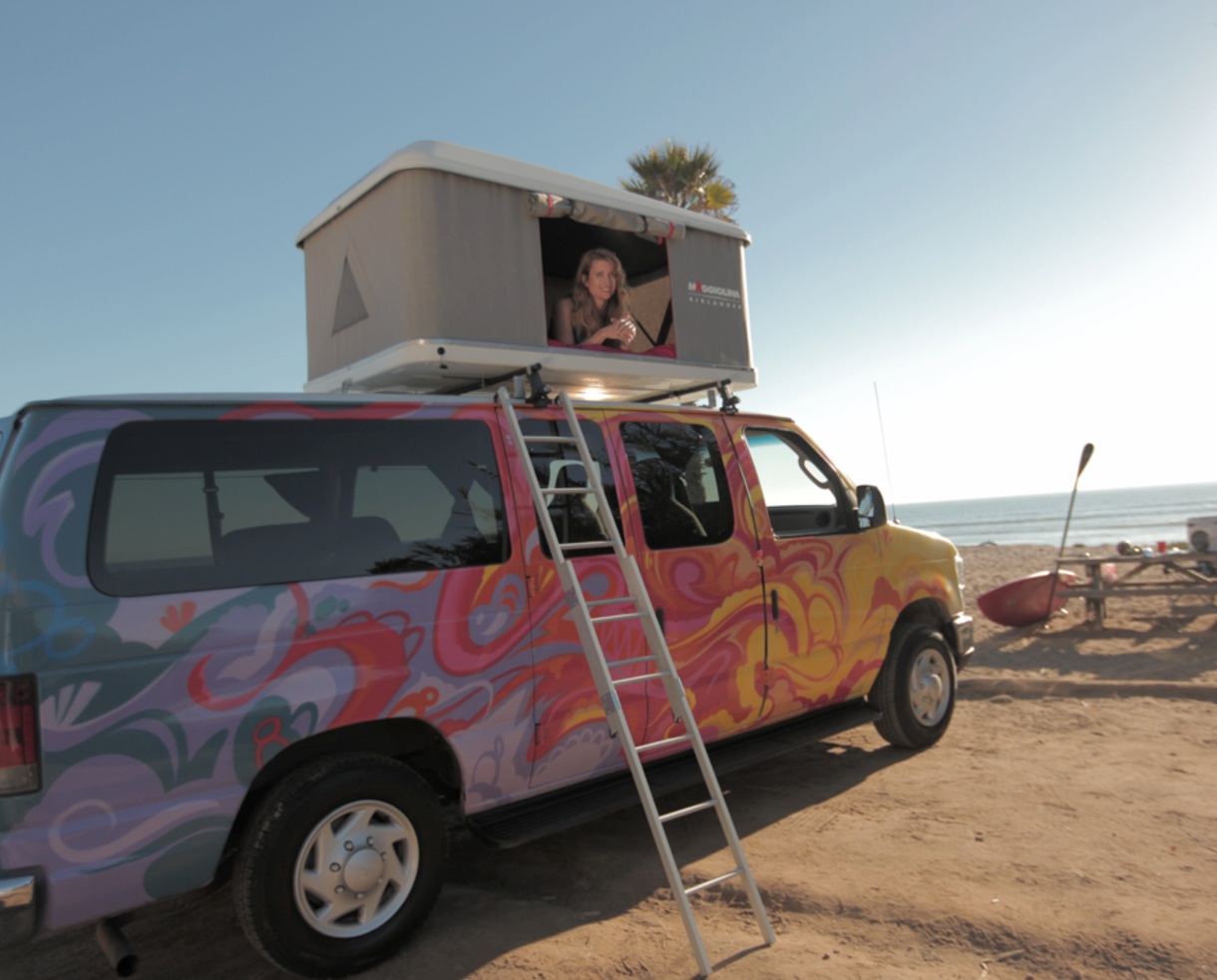 Deal: $499 for 7 night Campervan Rental - LA, San Francisco and Las