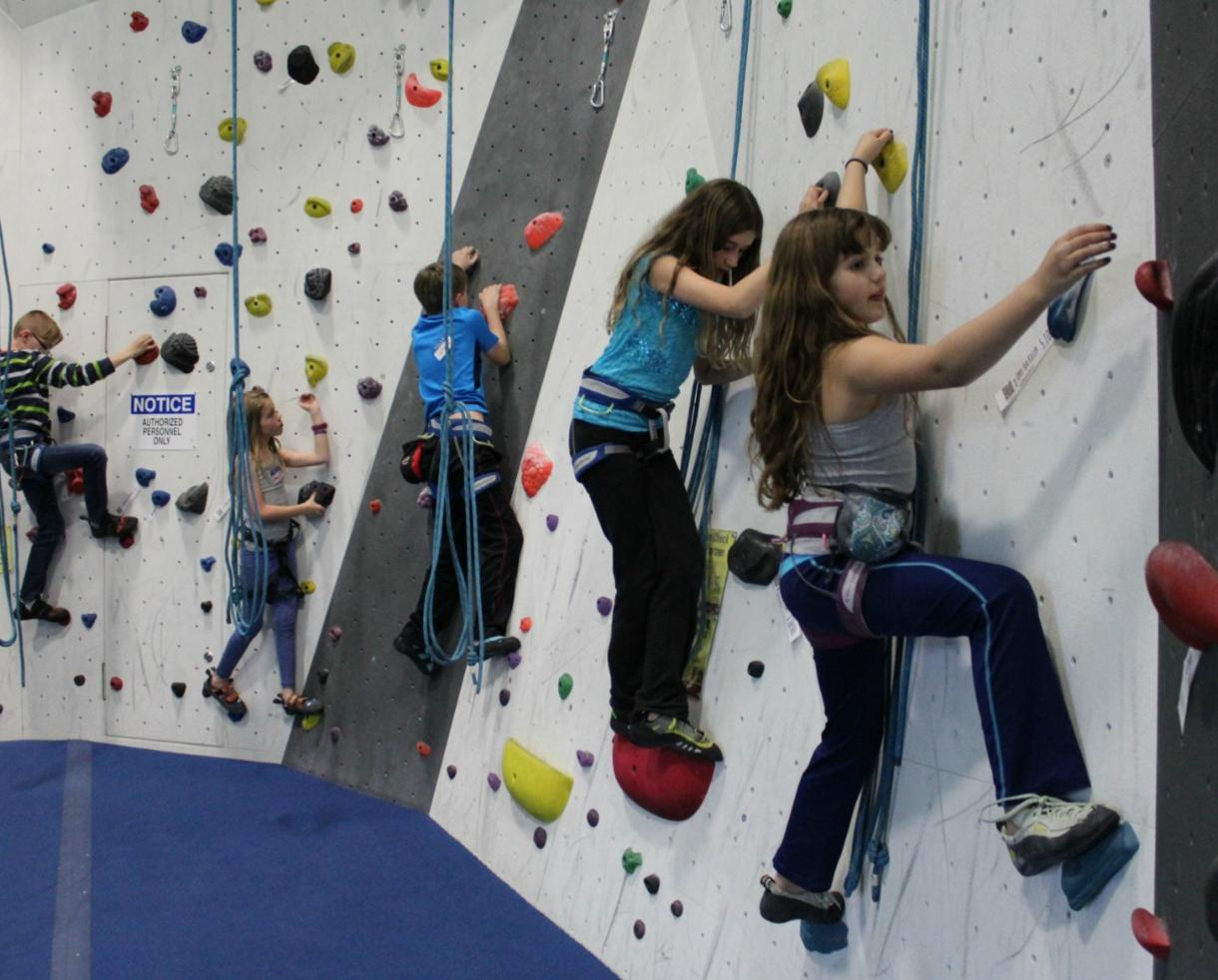 Grand Opening! $15 for Family Intro Climb or Open Climb at NEW Earth Treks Columbia for Ages 5+ (Up to 62% Off)