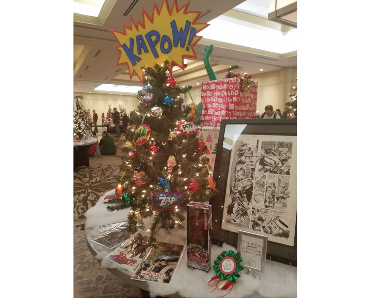 The Enchanted Forest Festival at the Sheraton Tysons Hotel