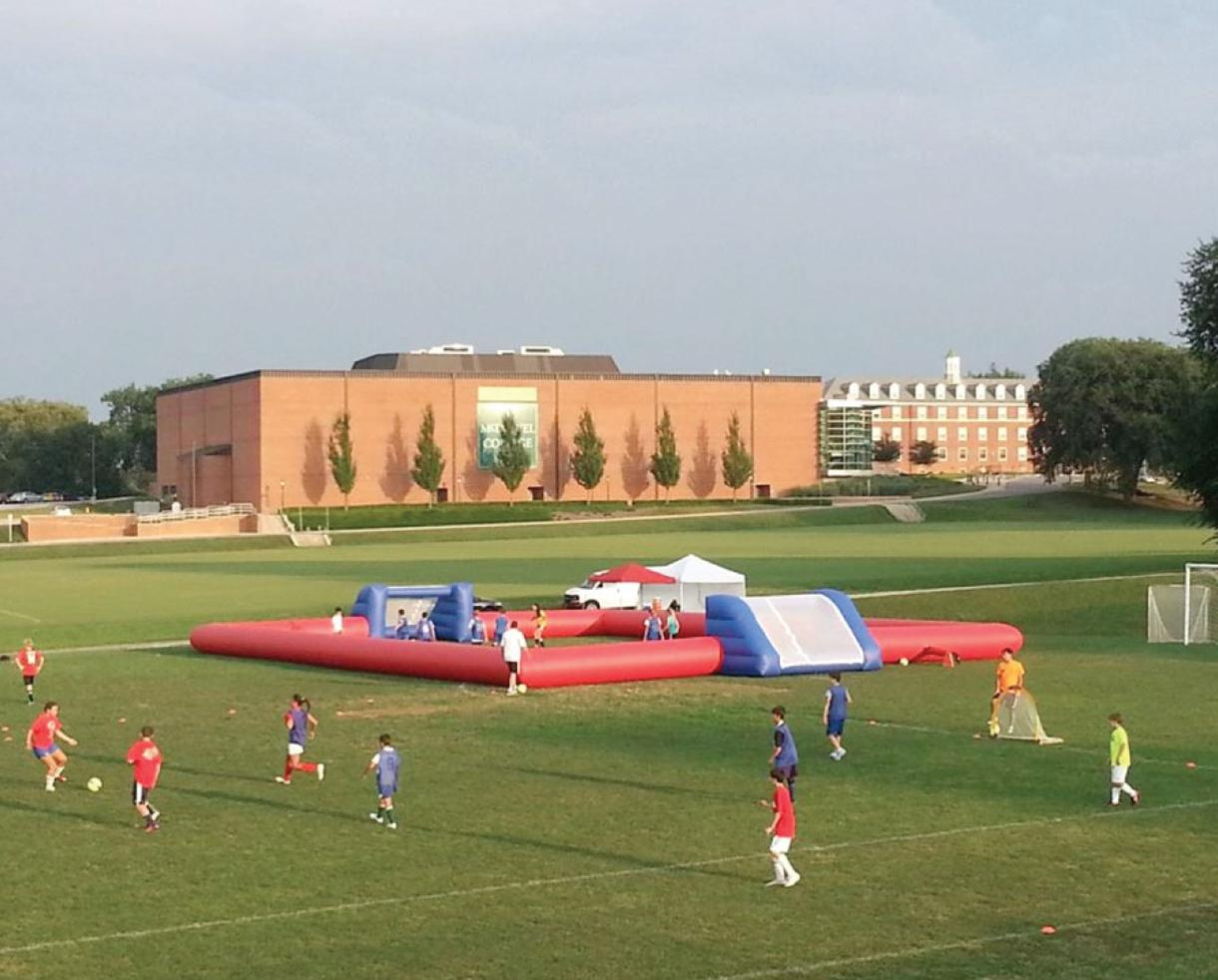 $200+ for F.S. Soccer Camp for Ages 5-12 in Potomac (20% Off)