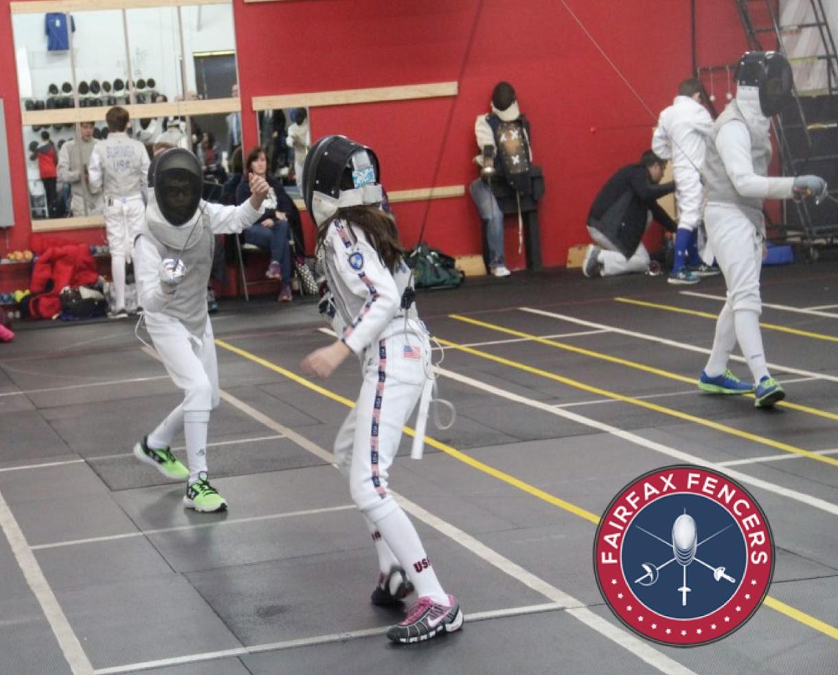 Fairfax Fencers Fencing Camp