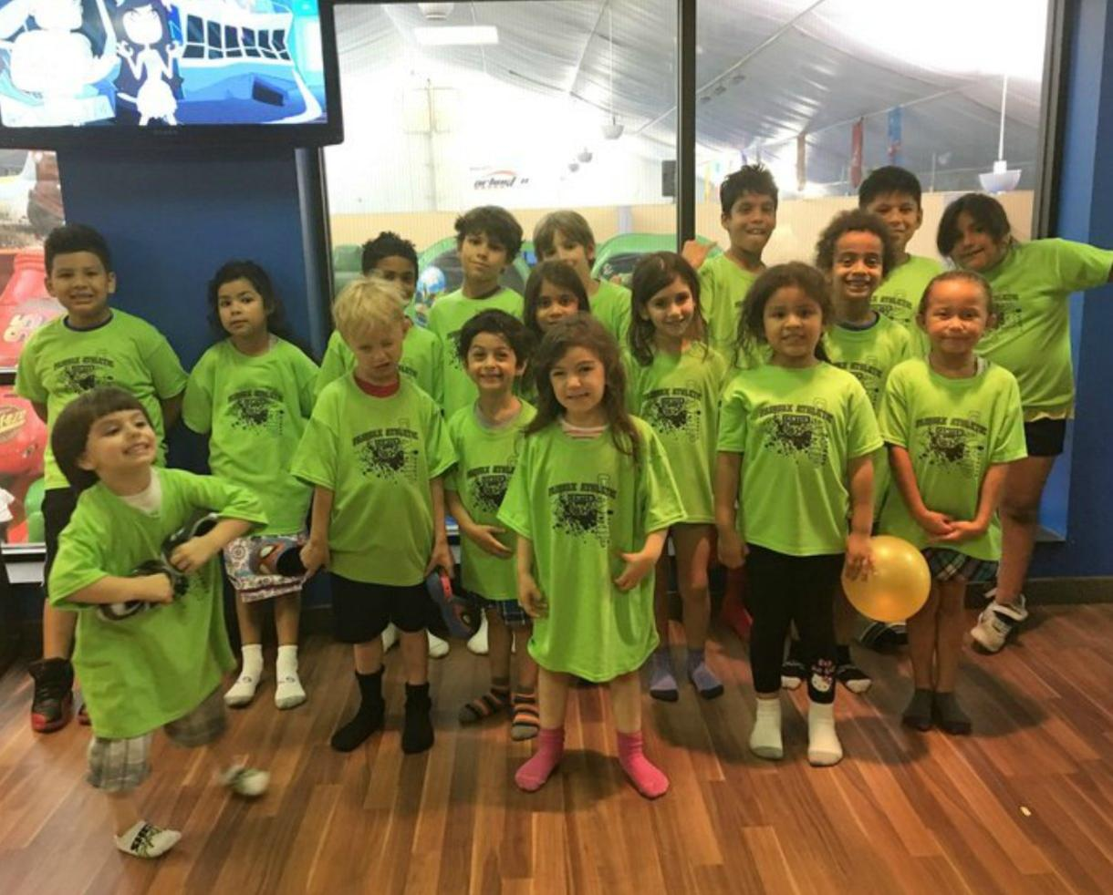 Fairfax Athletic Center Multi-Sport Camp