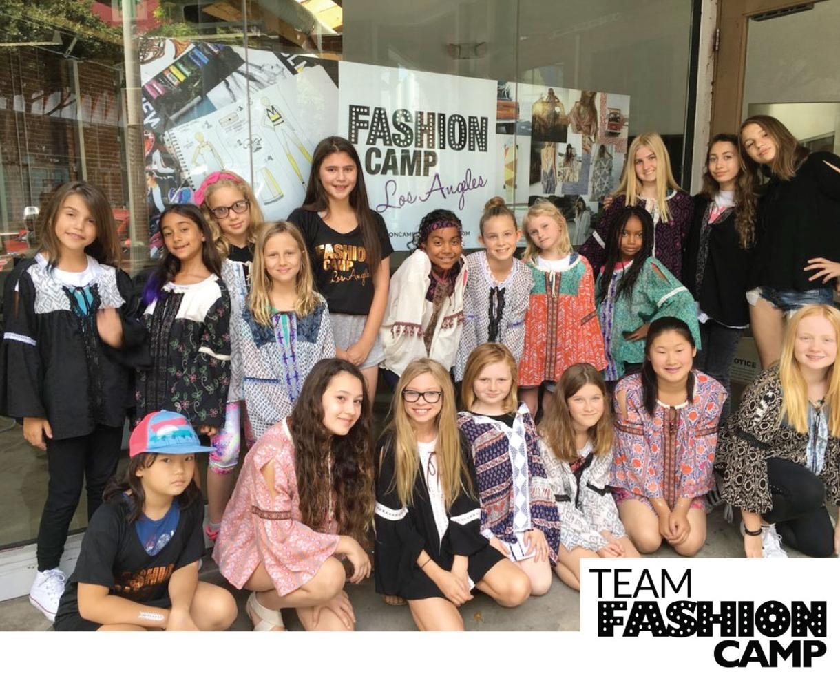 650 For Fashion Design Camp For Ages 8 12 In Santa Monica