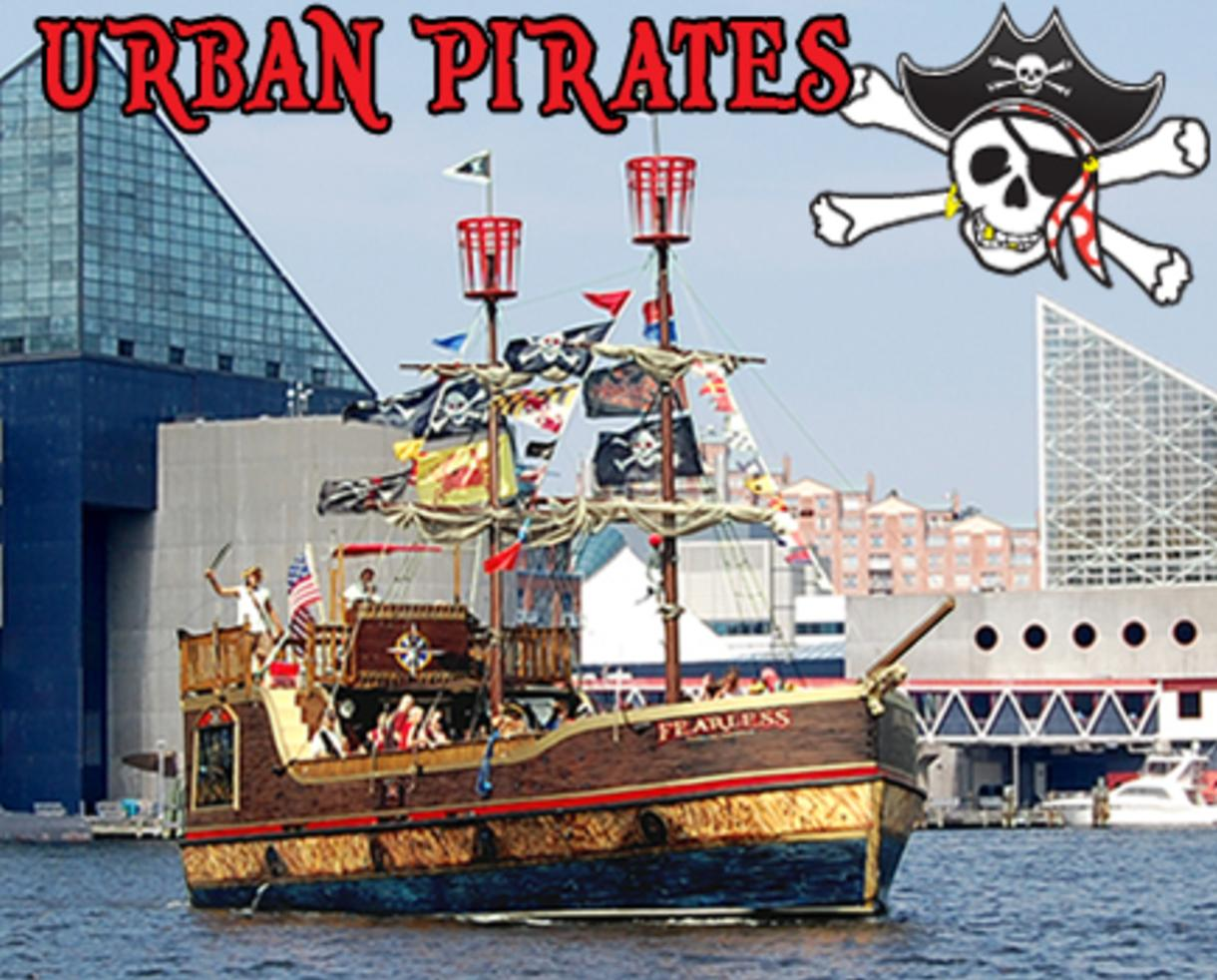 $44 for Urban Pirates Family 4-Pack Adventure Ticket (50% off)