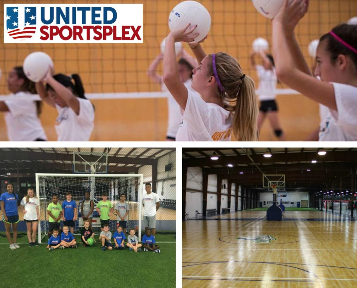 $140 for United Sportsplex Camps for Ages 5-18 in Manassas (Up to $55 Off)