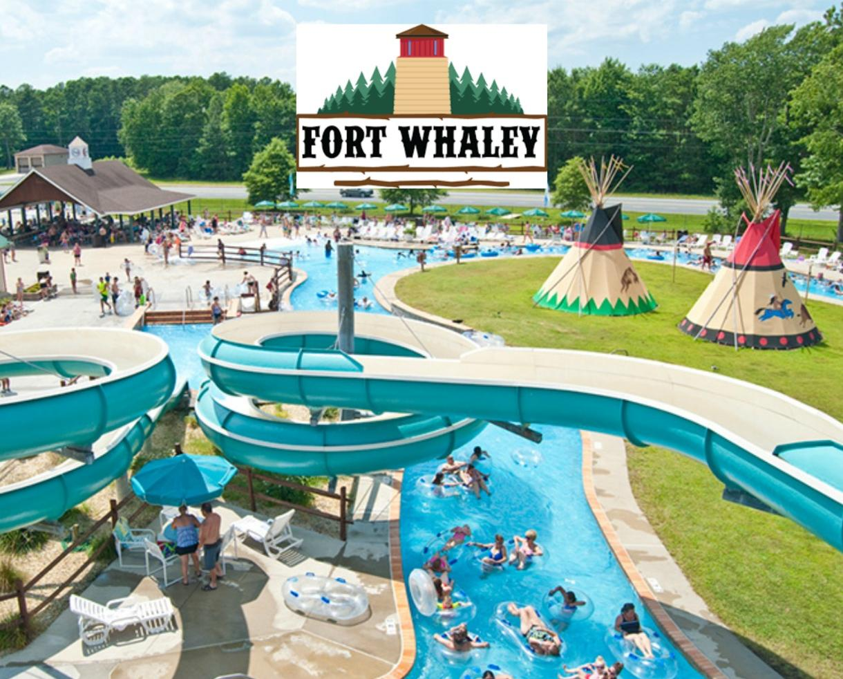 $97 for 2-Night Water & Electric RV Site at Fort Whaley Near Ocean City, MD ($130 Value - 26% Off)